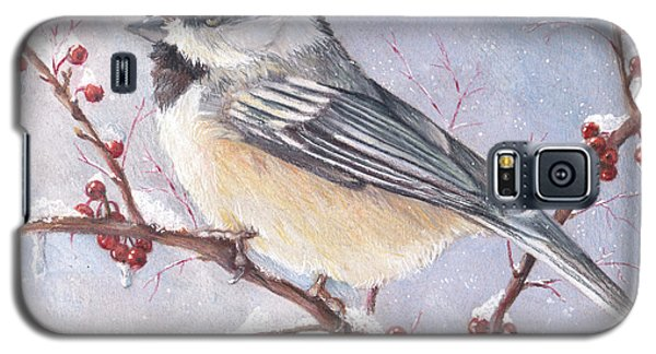 Chickadee Dee Dee Galaxy S5 Case