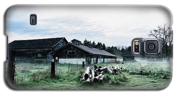 Chicken Farm Galaxy S5 Case