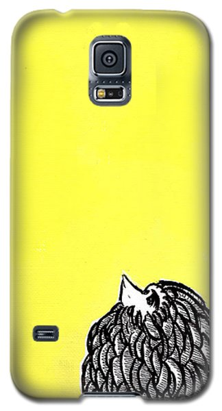 Chickens Four Galaxy S5 Case by Jason Tricktop Matthews