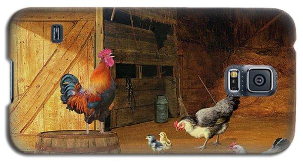 Chickens Galaxy S5 Case
