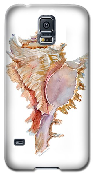 Chicoreus Ramosus Shell Galaxy S5 Case