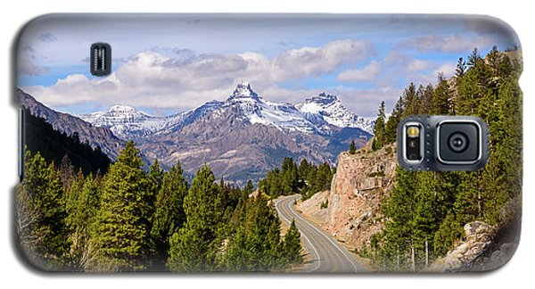 Chief Joseph Scenic Highway Galaxy S5 Case