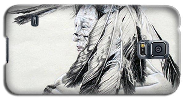 Chief Galaxy S5 Case by Mayhem Mediums