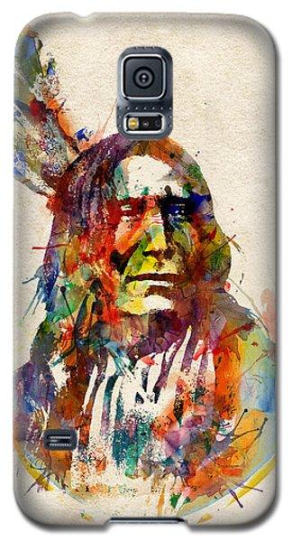 Chief Mojo Watercolor Galaxy S5 Case