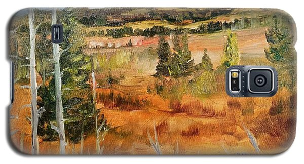 Chief Mountain Galaxy S5 Case