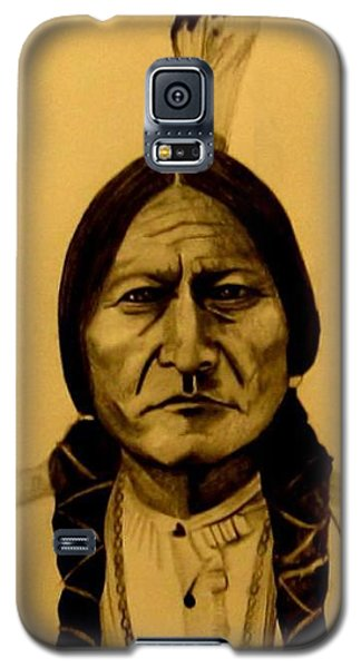Chief Sitting Bull  Tatanka Iyotake Galaxy S5 Case