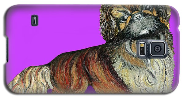 Chien Chien Pekingese Galaxy S5 Case