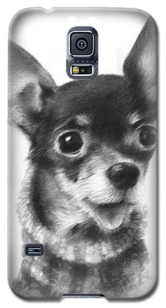 Chihuahua Pup Galaxy S5 Case