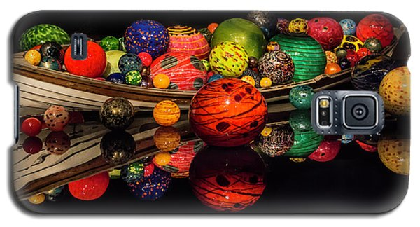 Chihuly Reflection Galaxy S5 Case