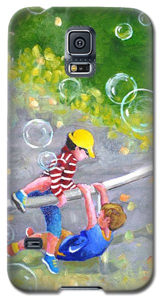 Childhood #1 Galaxy S5 Case