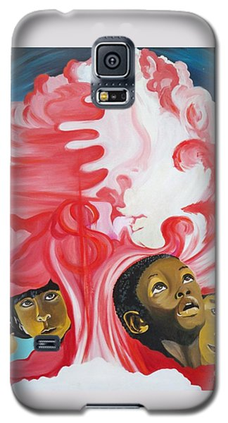 All God's Children.             Children Of The Nuclear Age Galaxy S5 Case