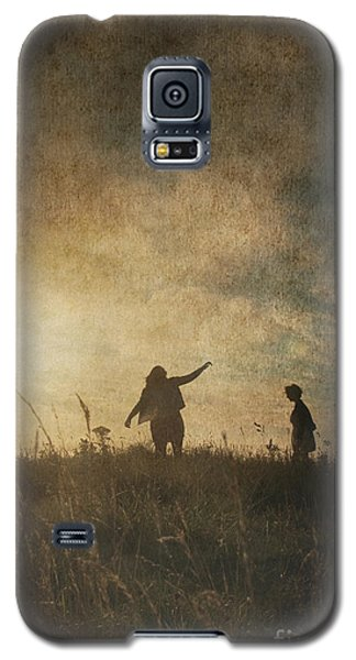 Children Playing Galaxy S5 Case
