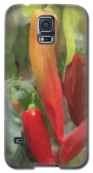 Chili Peppers Galaxy S5 Case