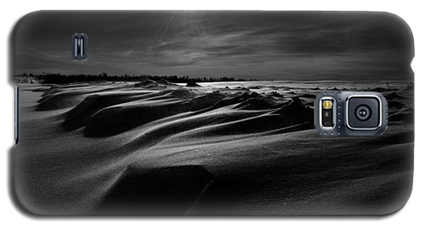 Chills Of Comfort Galaxy S5 Case by Jerry Cordeiro