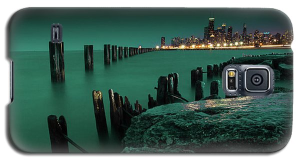 Chilly Chicago 2 Galaxy S5 Case