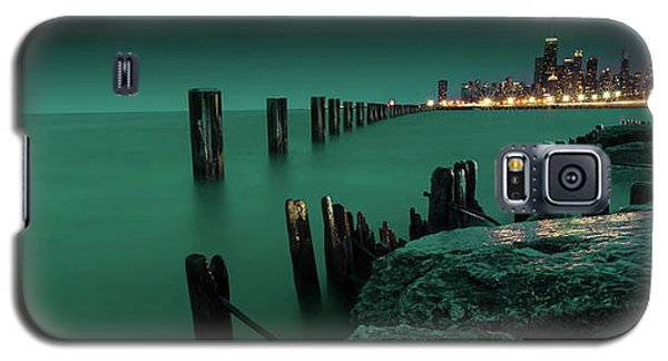 Chilly Chicago Galaxy S5 Case