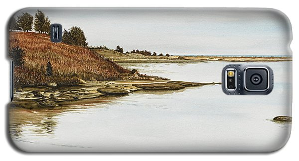Chilmark Mv Stonewall Pond Galaxy S5 Case