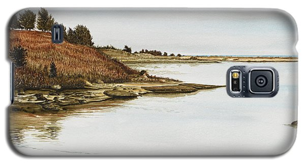 Chilmark Mv Stonewall Pond Galaxy S5 Case