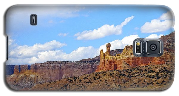 Chimney Rock Ghost Ranch New Mexico Galaxy S5 Case