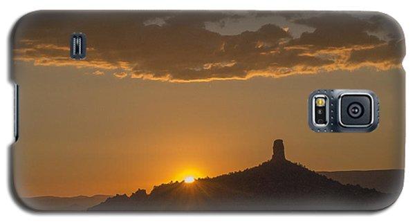 Chimney Rock Sunset Galaxy S5 Case
