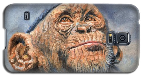 Chimp Galaxy S5 Case