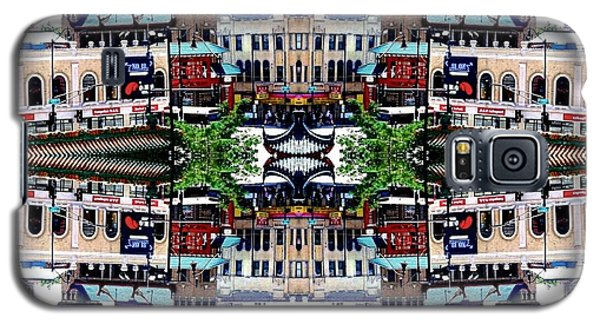 Chinatown Chicago 2 Galaxy S5 Case by Marianne Dow