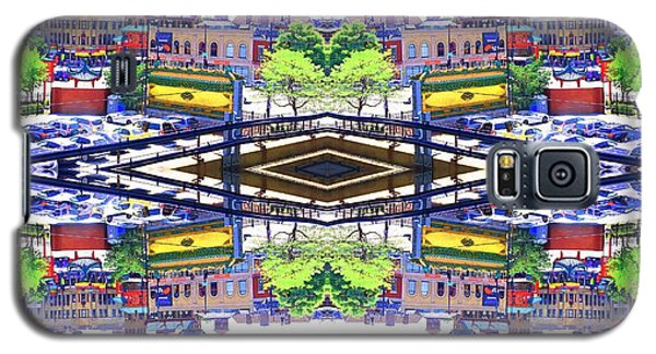 Chinatown Chicago 3 Galaxy S5 Case by Marianne Dow