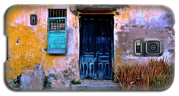 Chinese Facade Of Hoi An In Vietnam Galaxy S5 Case