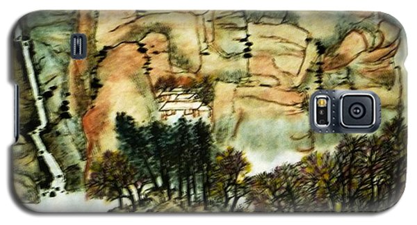 Chinese Landscape #1 Galaxy S5 Case