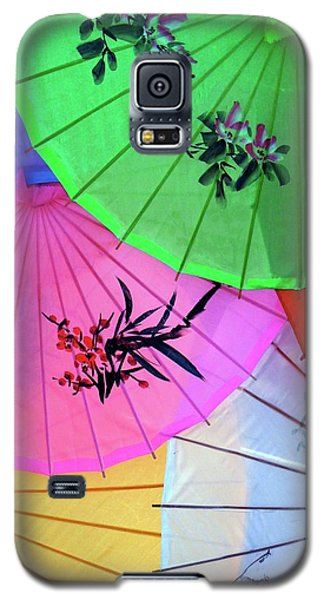 Chinese Parasols Galaxy S5 Case