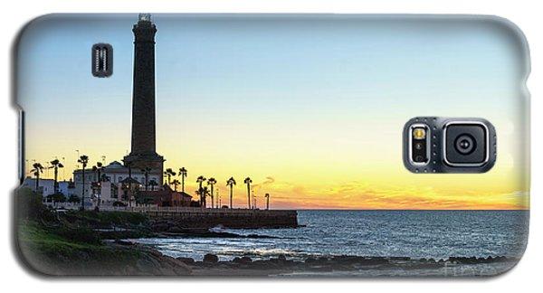 Chipiona Lighthouse Cadiz Spain Galaxy S5 Case