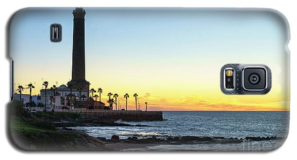 Chipiona Lighthouse Cadiz Spain Galaxy S5 Case