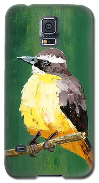 Chirping Charlie Galaxy S5 Case by Nathan Rhoads