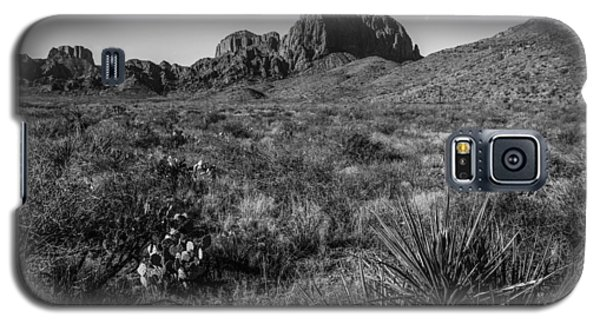 Chisos Mountains Galaxy S5 Case