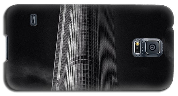 #chitown #chicity #chicago #chicagobean Galaxy S5 Case by David Haskett