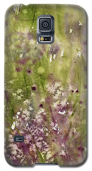 Chive Garden Galaxy S5 Case by Judith Levins