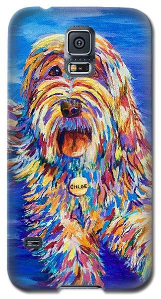 Chloe Galaxy S5 Case by AnnaJo Vahle