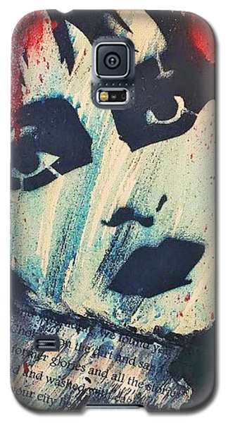 Chocking On The Dirt And Sand Galaxy S5 Case