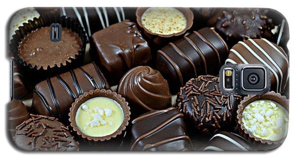 Chocolates Galaxy S5 Case by Vivian Krug Cotton