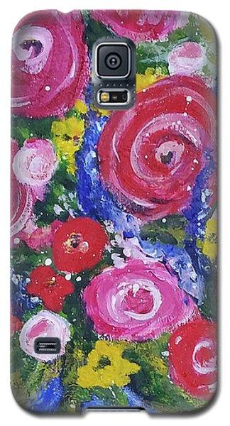 Choice Bouquet Galaxy S5 Case