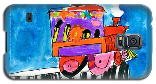 Choochoo Train Galaxy S5 Case