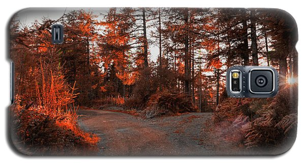 Choose The Road Less Travelled Galaxy S5 Case