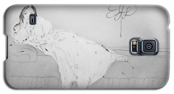 Chopin's Woman Galaxy S5 Case
