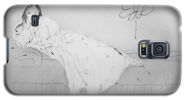 Chopin's Woman Galaxy S5 Case