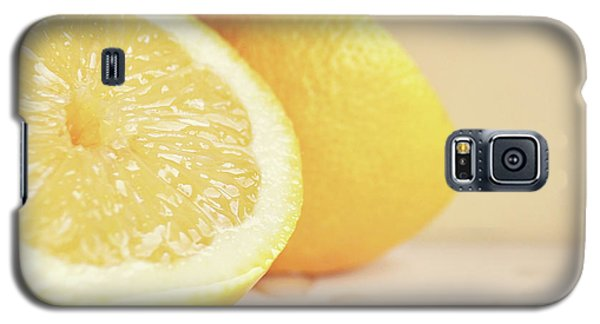 Chopped Lemon Galaxy S5 Case by Lyn Randle