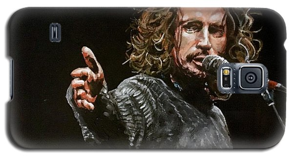 Chris Cornell Galaxy S5 Case