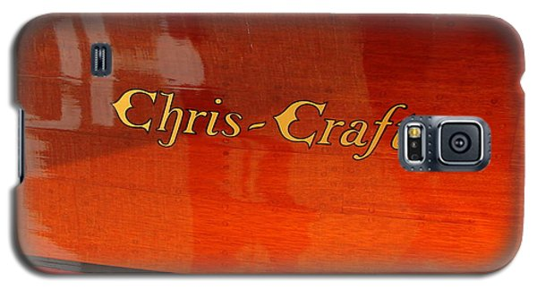 Chris Craft Logo Galaxy S5 Case