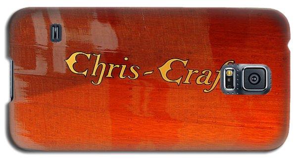 Chris Craft Logo Galaxy S5 Case