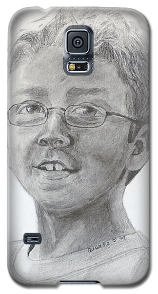 Chris Dovick Galaxy S5 Case by Quwatha Valentine