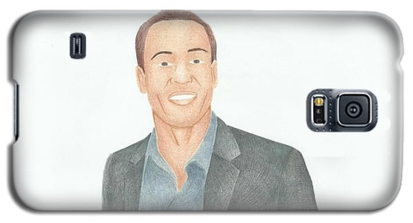 Chris Klein Galaxy S5 Case